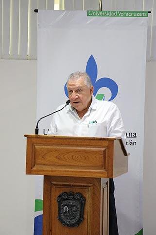 Rafael Marín Mollinedo, director general del Corredor Interoceánico del istmo de Tehuantepec