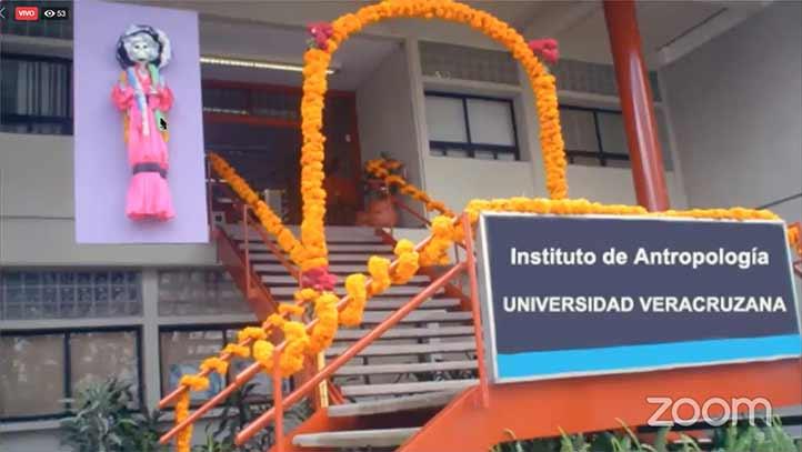 La festividad de Todos Santos, una tradición del Instituto de Antropología de la UV