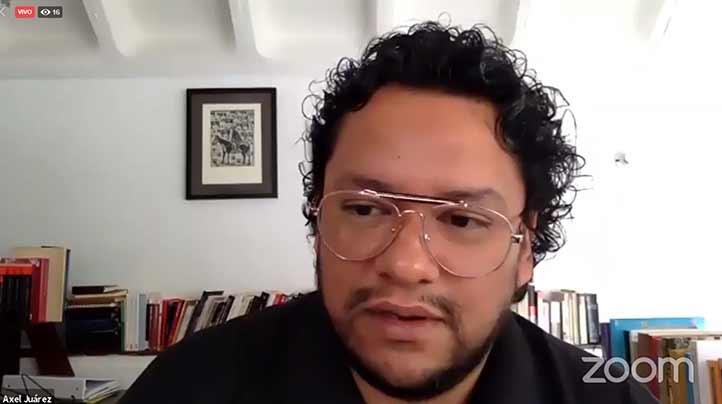 Las desigualdades sociales se juntan en las pantallas y las tecnologías, sostuvo Axel Juárez