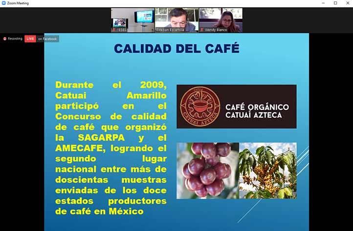 Catuai Amarillo ha obtenido diversos reconocimientos a nivel nacional