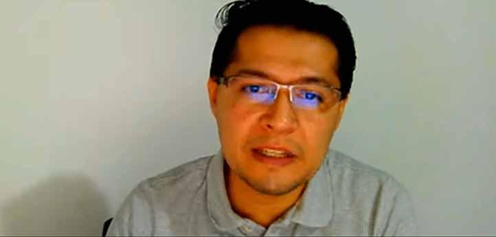 Francisco Emanuel Méndez Castro, egresado del Instituto de Biotecnología y Ecología Aplicada