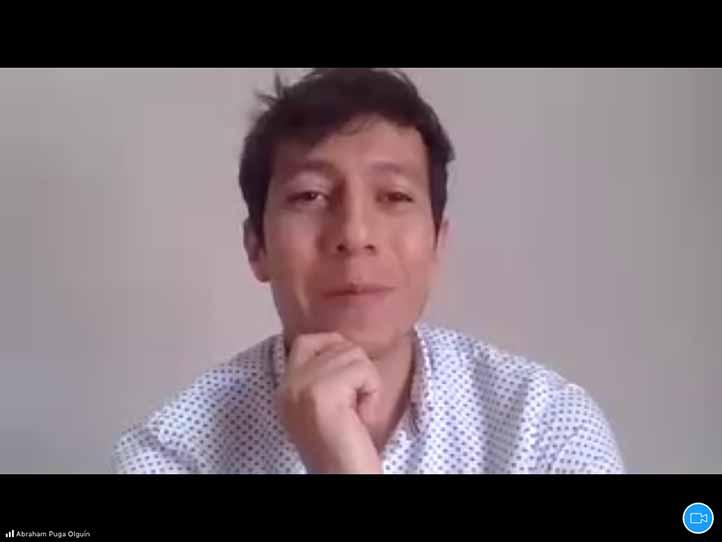 Abraham Puga Olguín, también egresado de este instituto y miembro del SNI