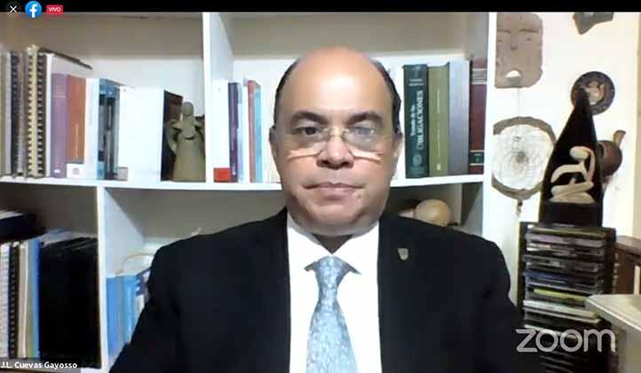 José Luis Cuevas mencionó que la entidad académica es el semillero más importante de profesionales del derecho
