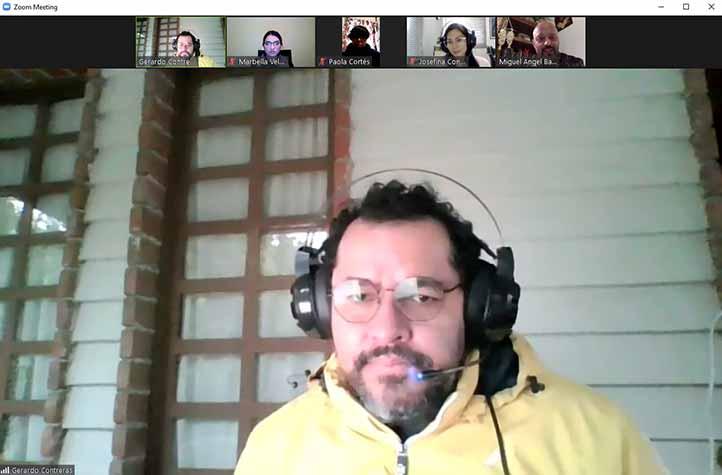 Gerardo Contreras, coordinador del programa de Aprendizaje Basado en Problemas