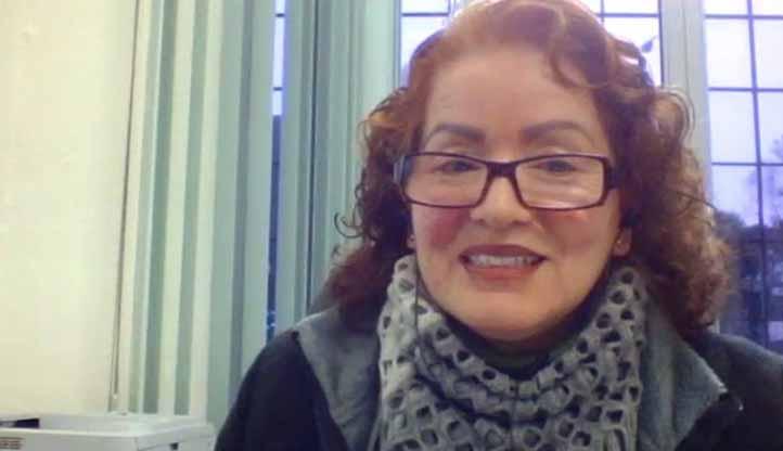 María Ramírez Salazar, directora de la Facultad de Economía, agradeció la participación de estudiantes y académicos