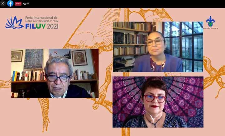 Germán Martínez, Celia del Palacio y Sara Ladrón de Guevara