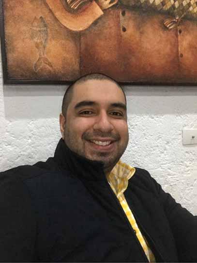 Francisco Javier Rosas Santiago lideró la investigación