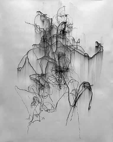 Autorretrato de Darío Meléndez