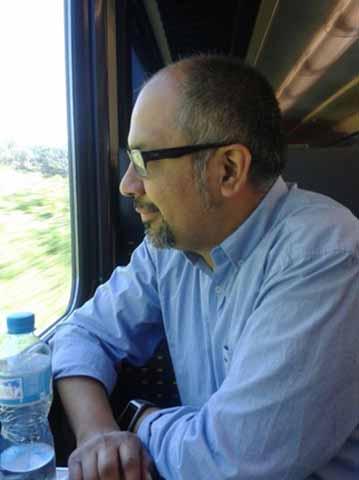 César Antonio Aguilar, investigador del IIE