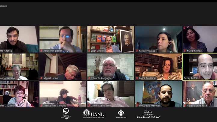 La séptima sesión del curso congregó a un gran número de escritores, docentes e investigadores