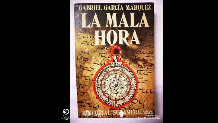 La mala hora es el libro más dialogado de Gabriel García Márquez