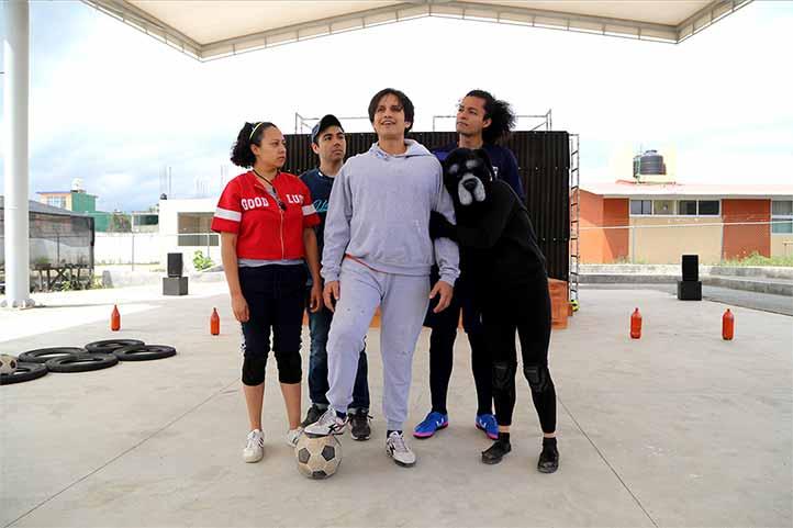 El conflicto terminará decidiéndose en la cancha de futbol (Foto: Jorge Castillo)