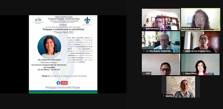 Conferencistas de España y Colombia participarán en los festejos