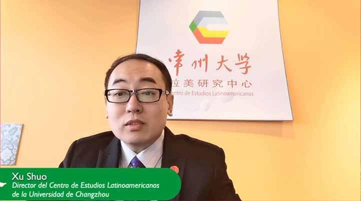 Xu Shuo, de la Universidad de Changzhou