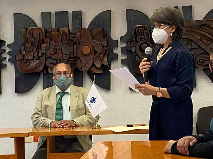 María Graciela Sánchez expresó su compromiso de continuar el impulso a la ciencia, investigación y docencia