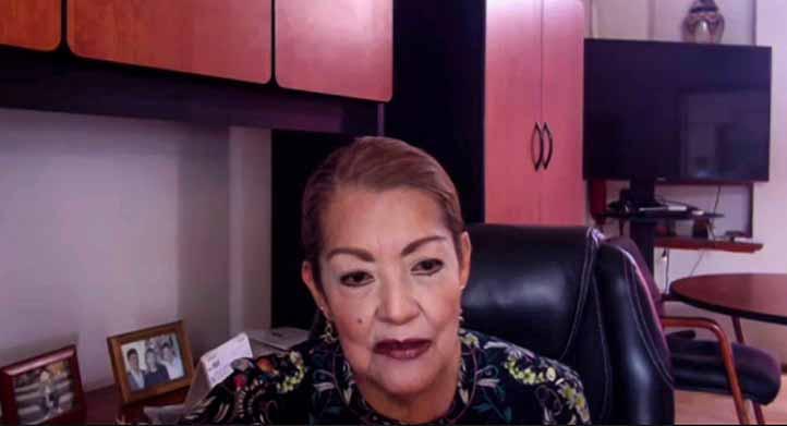 Liliana Betancourt, titular de la DGDAIE