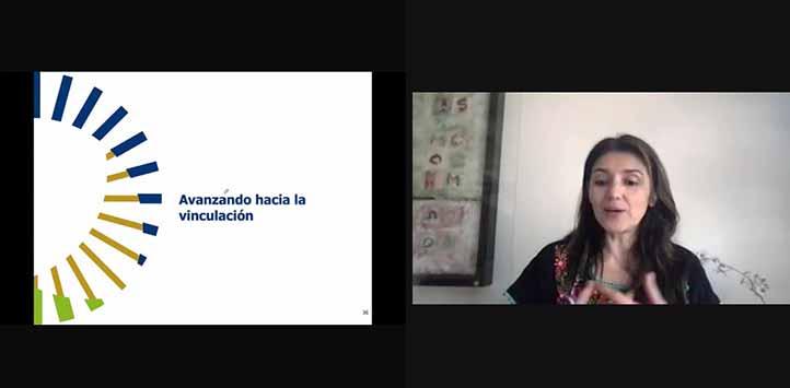 """La conferencia """"Innovación basada en conocimiento para un México sustentable"""" registró una asistencia de más de 200 personas"""