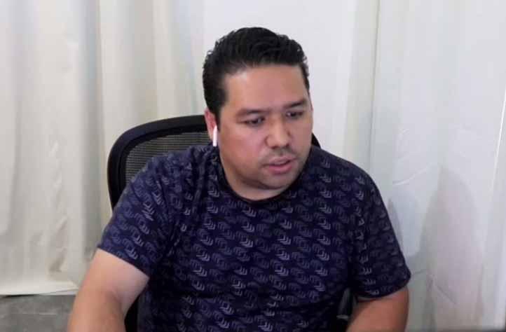 Juan Carlos Carrillo, académico de Medicina región Coatzacoalcos-Minatitlán