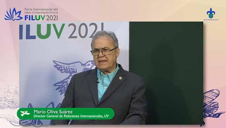 Mario Oliva inauguró las actividades de la quinta edición del foro
