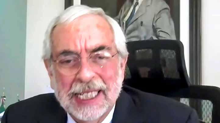 Enrique Graue Wiechers, rector de la UNAM