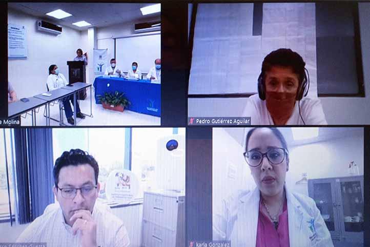 Con motivo del Día Internacional de la Enfermería, la CUSRS festejó a las enfermeras adscritas a la clínica