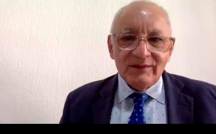 Alfonso Pérez Morales, vicerrector de la región Veracruz, enfatizó en la atención telefónica brindada durante la pandemia
