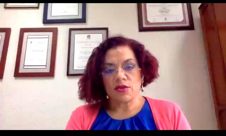 Lizette Figueroa Vázquez, directora de la Facultad de Psicología región Xalapa, destacó que el encuentro fortalecerá la profesionalización de los alumnos