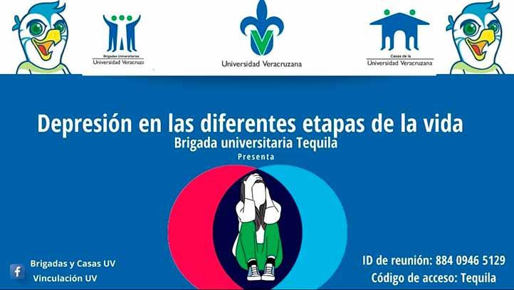 """""""La depresión en las diferentes etapas de la vida"""", será el tema que expondrá la BUSS de Tequila"""