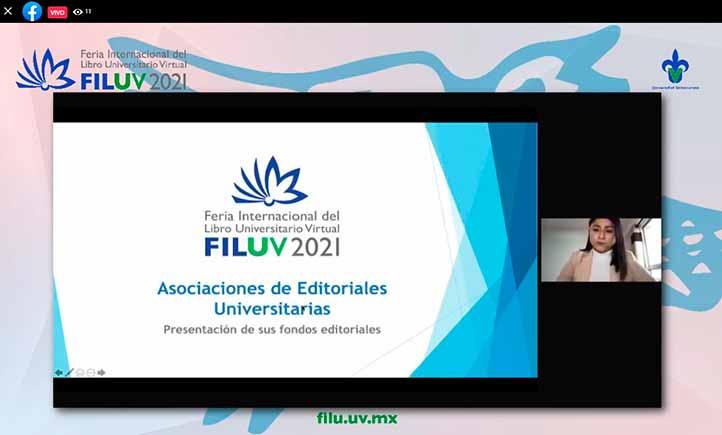 Melody Canales, de la Universidad de Piura, habló sobre la asociación EUPerú