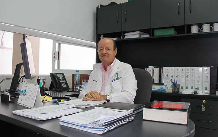 Alejandro Escobar Mesa, director de la CUSRS
