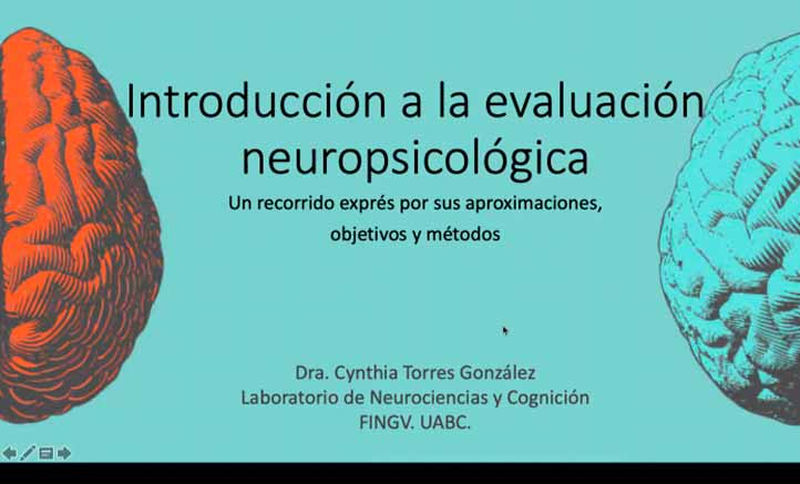 Cynthia Torres, académica de la UABC, impartió conferencia a la comunidad de la Universidad Veracruzana