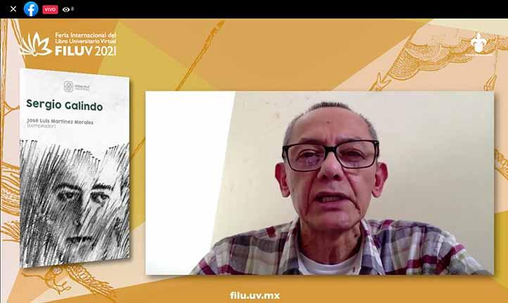 Agustín del Moral Tejeda, jefe del Departamento de Publicaciones del Ivec, dijo que el libro forma parte de la colección Veracruz Universal