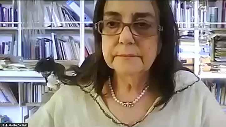 Es la obra más larga y más compleja que escribió López Velarde, de ello profundizó, Martha Canfield