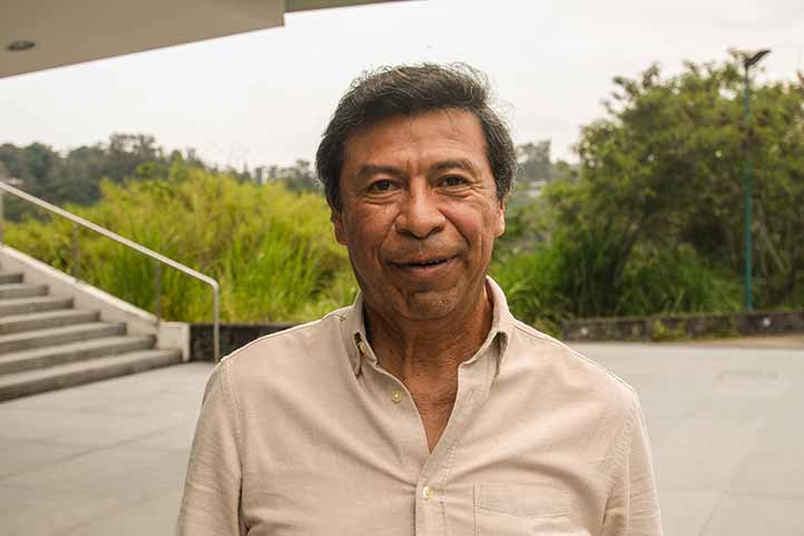 Miguel Ángel Escalona Aguilar, coordinador de CoSustenta, destacó la alianza entre la UV y el Ayuntamiento de Xalapa