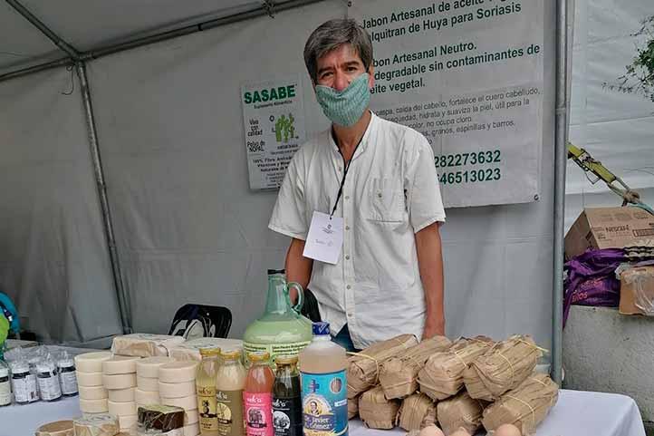 Alrededor de 237 artesanos expusieron sus productos e incentivaron el consumo local