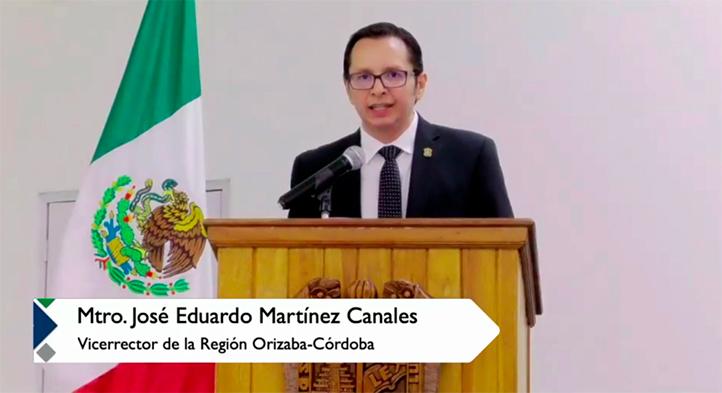 José Eduardo Martínez Canales ofreció un panorama de los logros alcanzados en la región Orizaba-Córdoba