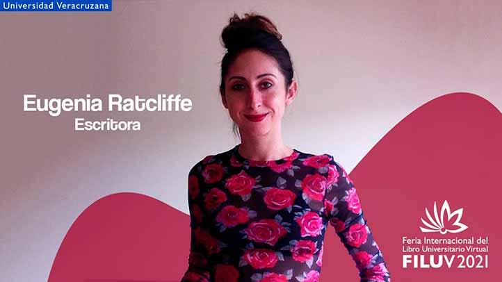 """Eugenia Ratcliffe hablará de Japen, obra con la que ganó el Premio Latinoamericano de Primera Novela """"Sergio Galindo"""" 2019"""