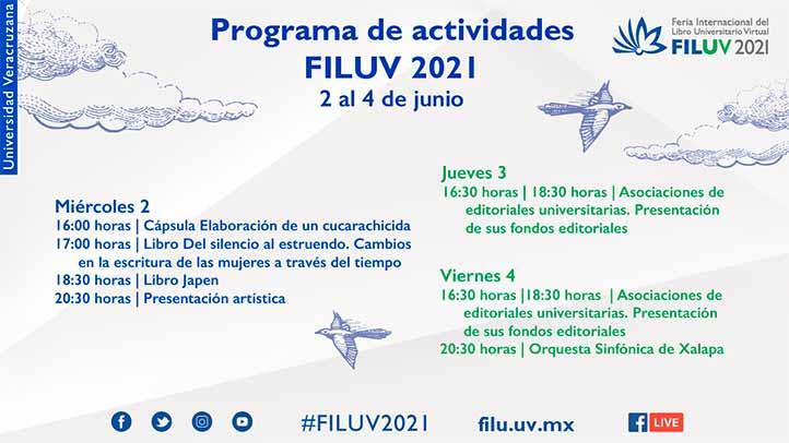 La FILU Virtual ofrece actividades dirigidas a públicos diversos