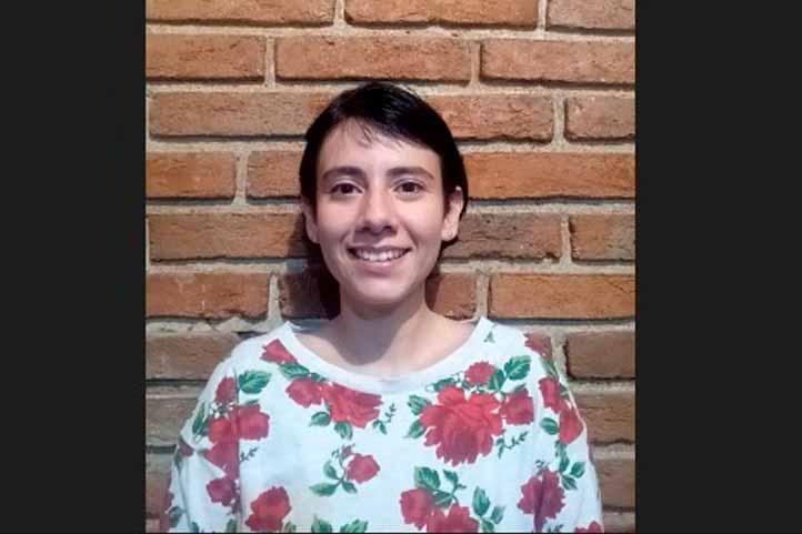 Yéssica Parissi Poumian, alumna de la Maestría en Salud Pública