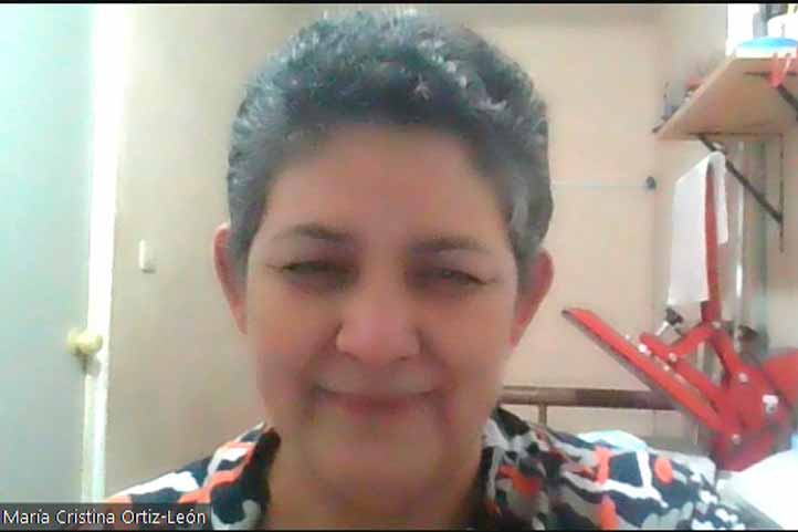 María Cristina Ortiz León, investigadora del ISP