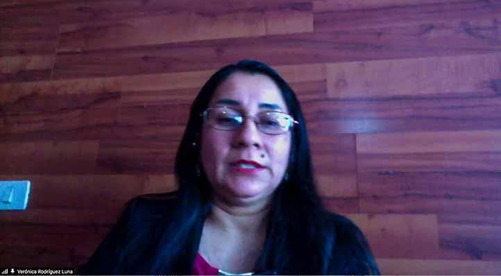 Verónica Rodríguez, coordinadora de los programas COIL y VIC en la UV, señaló que se espera realizar una segunda edición del evento en 2022