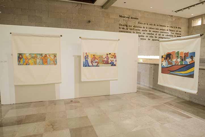 La exposición estará abierta a los visitantes del MAX hasta el 25 de agosto
