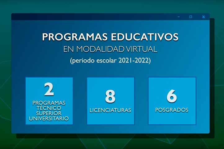 La UV imparte 16 programas educativos en modalidad virtual