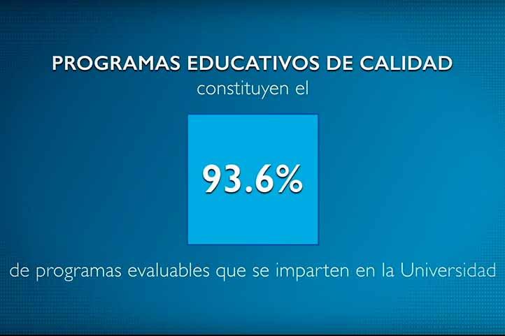 Los PE de calidad constituyen el 93.6 por ciento