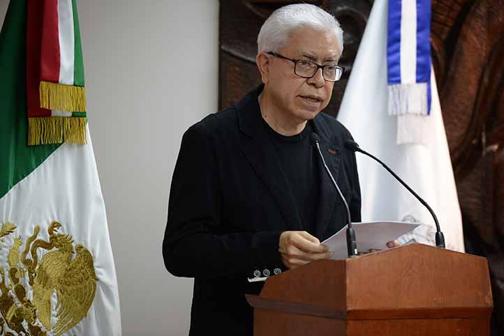 José Luis Martínez Suárez dijo que se alcanzó la meta de acreditar el 100 por ciento de los PE del Área Académica de Humanidades