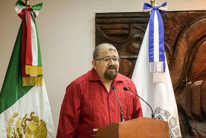 Saúl Horacio Moreno Andrade, director regional del CIESAS, Unidad Golfo