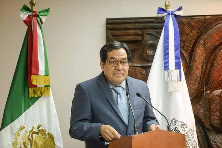 José Rigoberto Gabriel Argüelles habló sobre los logros en materia de posgrados de calidad
