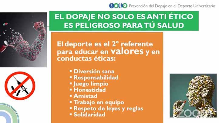 José Manuel Huesca dijo que el deporte es el segundo referente para educar en valores