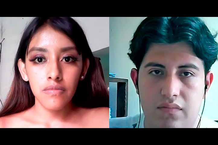 """Norma Algalan y Suriel Contreras participan en el programa federal """"Clubes por la paz"""""""