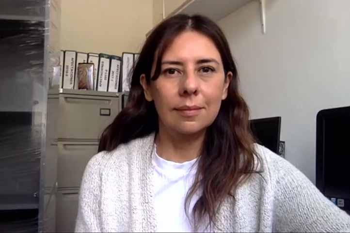 Laura Teresa Hernández Salazar, coordinadora del posgrado en Neuroetología